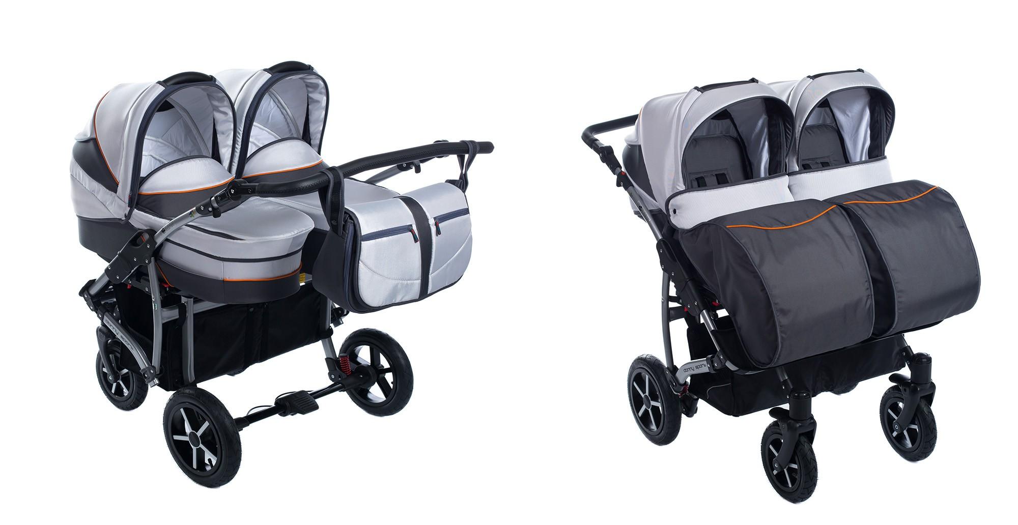 zwillingskinderwagen mit oder ohne babyschalen. Black Bedroom Furniture Sets. Home Design Ideas