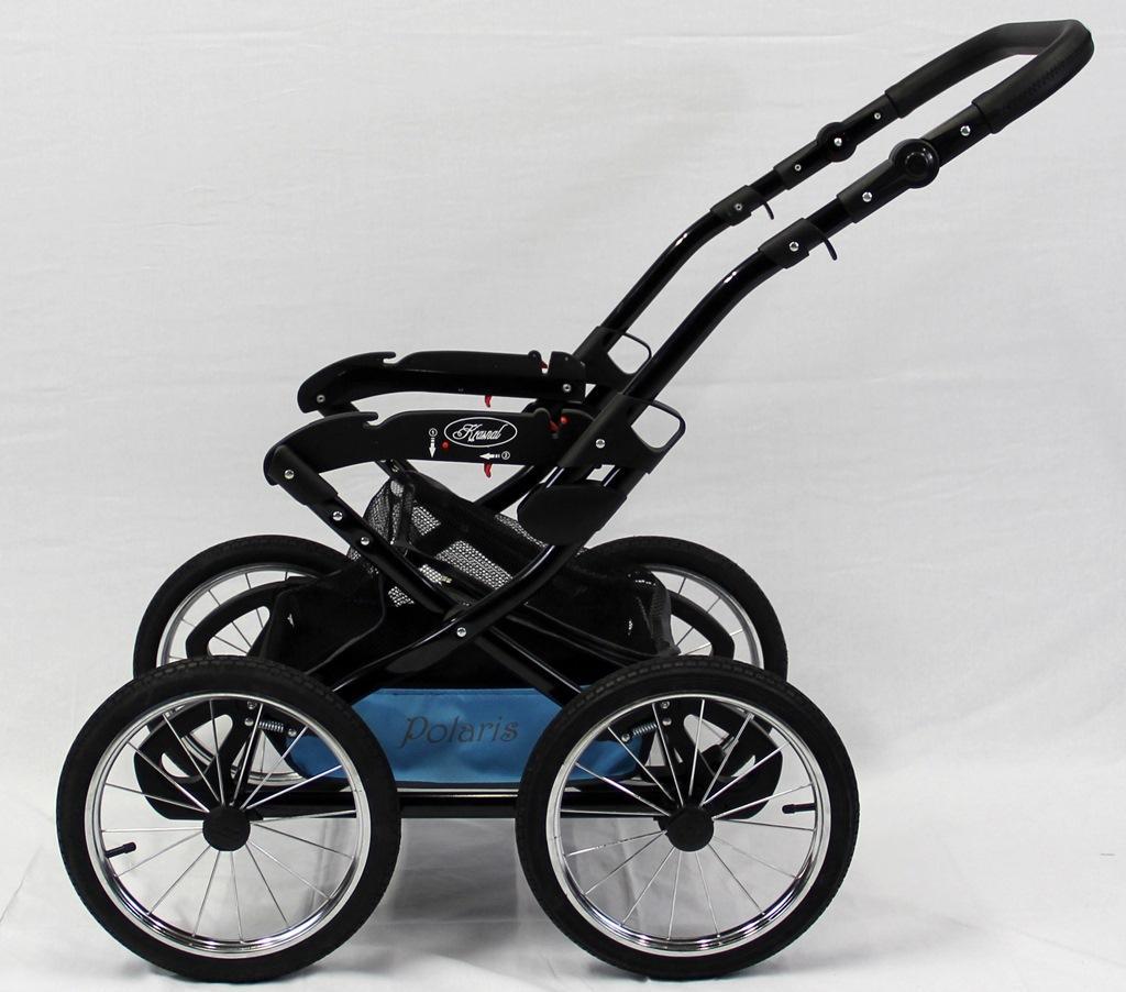 polaris retro kombikinderwagen kinderwagen babywagen mit. Black Bedroom Furniture Sets. Home Design Ideas
