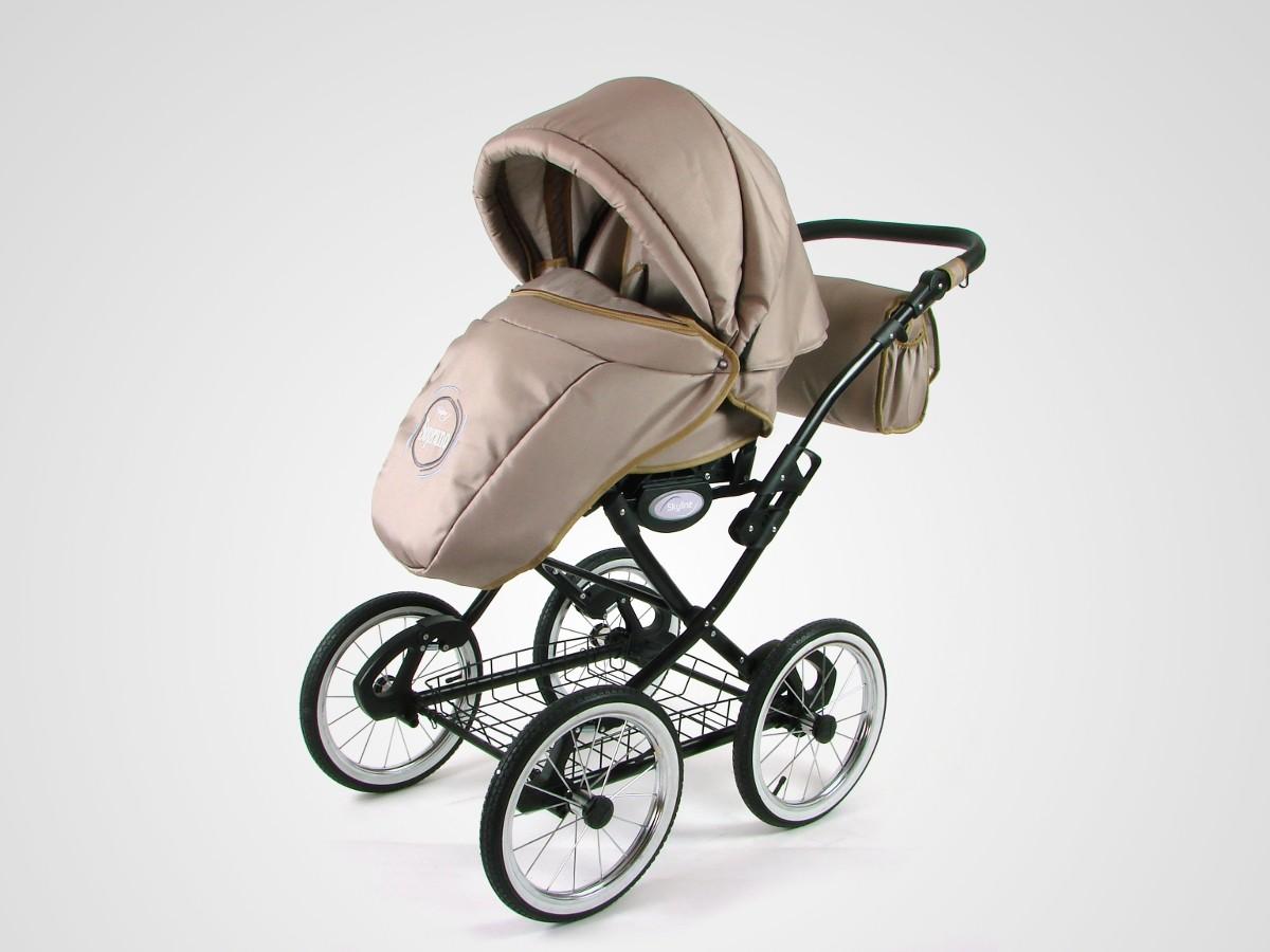 soprano kombikinderwagen 3in1 kinderwagen babywagen mit. Black Bedroom Furniture Sets. Home Design Ideas