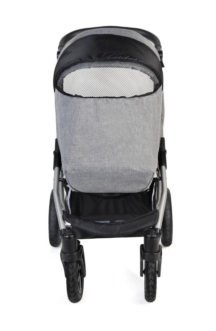 clamaro kombikinderwagen kinderwagen 3in1 babyschale 0 13. Black Bedroom Furniture Sets. Home Design Ideas
